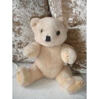 Мягкая игрушка винтаж Медведь Мишка 30 см Германия