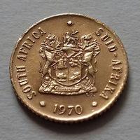 1/2 цента, ЮАР 1970 г.