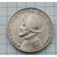 Панама 25 центов 1980г.