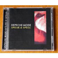 """Depeche Mode """"Speak & Spell"""" (Audio CD)"""
