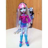 Кукла Monster High Эбби Боминейбл Музыкальный фестиваль