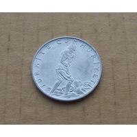 Турция, 2,5 лиры 1971 г., медно-никель
