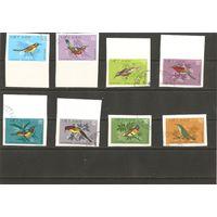 1987 Вьетнам птицы ()