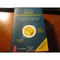 Каталог евромонет 1999 - 2014 гг.