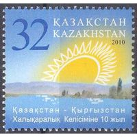 Казахстан Киргизия вода
