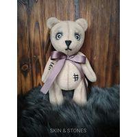 Винтажный мишка, медведь, игрушка, ручная работа.