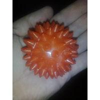 Массажный шарик 50 мм из прочного пластика