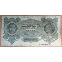 10000 злотых 1922 года - Польша - достаточно редкая