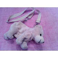 Детская сумка-медвежонок