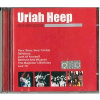 MP3 Uriah Heep - MP3 Collection (2002)