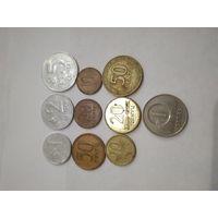 Монеты Литвы.