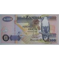 Замбия 100 квача 2010 г. (g)