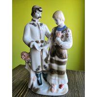 Венчание, фарфор, СССР