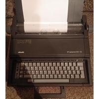 Печатная электрическая машинка Olivetti ET personal 510-II.Италия.