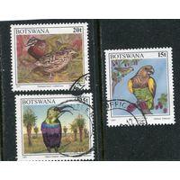 Ботсвана. Птицы