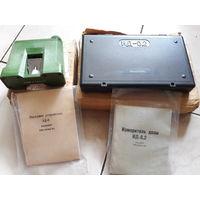 Измеритель дозы ИД-02 в комплекте с зарядным и паспортами