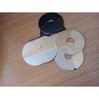 Блины от жестких дисков HDD 10 ШТУК