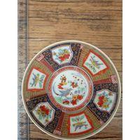 Тарелка Блюдце Старый Китай