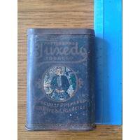 Коробка (портсигар) от сигар TUXEDO 1910 год