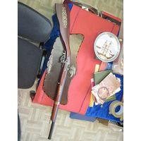 Настенное декоративное ружье(90 см).