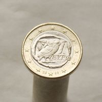 Греция 1 евро 2003
