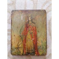 Икона Святая Великомученица Варвара.