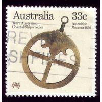 1 марка 1985 год Австралия 951