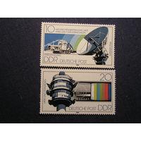 ГДР, 1980 Телевидение (4)