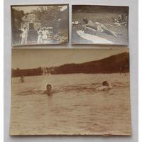 Фотографии довоенный отдых на море