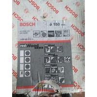 Наждачка круглая Bosch 150 диаметр зерно 400