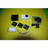 Xiaomi Yi Action Camera Отличный комплект