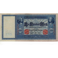 Германия, 100 марок, 1910 г.