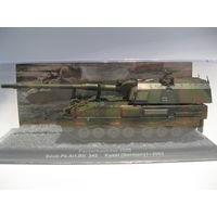 Panzerhaubitze 2000 , Beob.PzArt.Btl. 345 , Kusel (Germany) 2002.