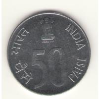 50 пайс 1995 г. МД: Хайдарабад.
