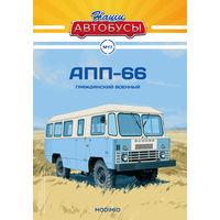 Наши Автобусы #17 АПП-66