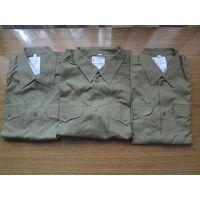 Форменные рубашки 3 шт.