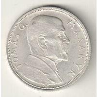 Чехословакия 10 крона 1928 10 лет Независимости