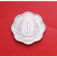 27-30 Восточные Карибы, 1 цент 1994 г. Единственное предложение монеты данного года на АУ