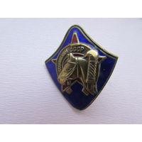 Знак Всадник ОСОАВИАХИМ СССР