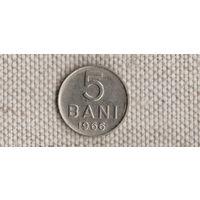 Румыния 5 бань 1966/никель(Uss)