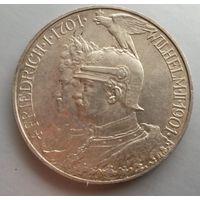 Пруссия 5 марок 1901