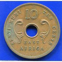 Британская Восточная Африка 10 центов 1964 Н