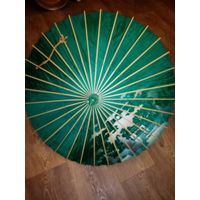 Зонт от солнца, Китай