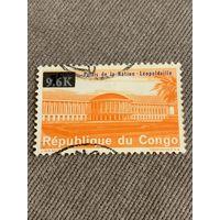 Конго. Parais de la Nation Leopoldville