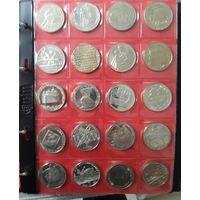 Монеты Болгарии 127 штук без повторов