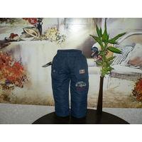 Распродажа !! Непромокаемые и непродуваемые штанишки на термофиле .