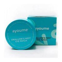 Патчи для глаз подтягивающие с экстрактом ласточкиного гнезда AYOUME SWALLOW'S NEST EYE PATCH 1,4гр*60