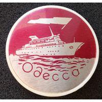Одесса, корабль.