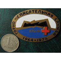 Горно-спасательная служба. Крым.