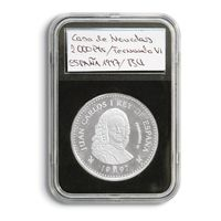 Leuchtturm -капсула для монет EVERSLAB 28 мм.